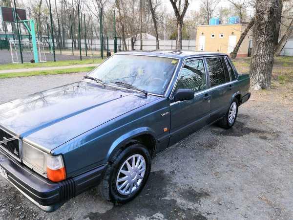 Volvo 740, 1987 год, 80 000 руб.