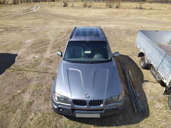 BMW X3, 2004 год, 525 000 руб.