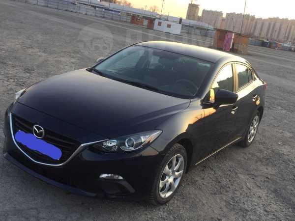 Mazda Mazda3, 2016 год, 720 000 руб.
