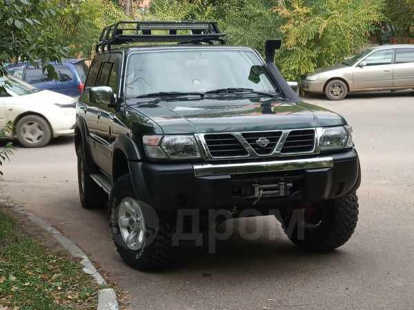 Nissan Patrol, 1999 год, 720 000 руб.