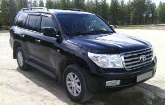 Печора Land Cruiser 2008