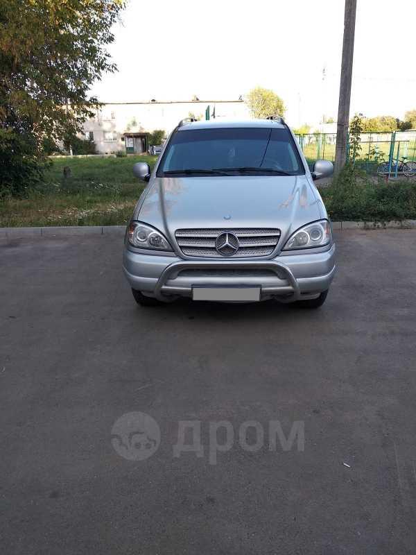 Mercedes-Benz M-Class, 1998 год, 330 000 руб.