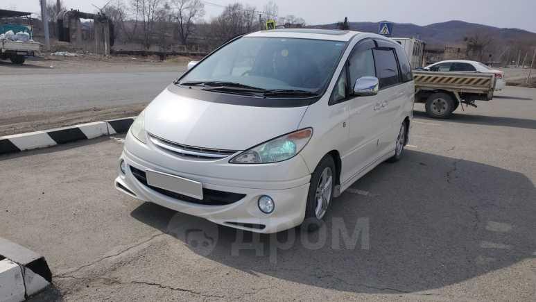 Toyota Estima, 2003 год, 285 000 руб.