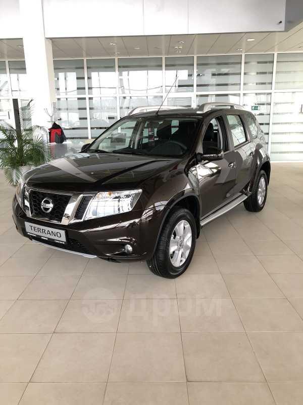 Nissan Terrano, 2019 год, 1 109 000 руб.