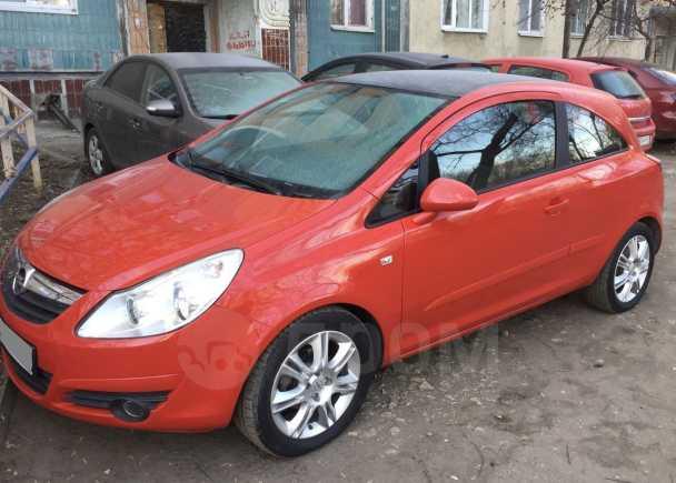 Opel Corsa, 2007 год, 300 000 руб.