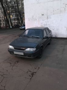 Москва 2115 Самара 2008