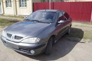 Шадринск Megane 2002
