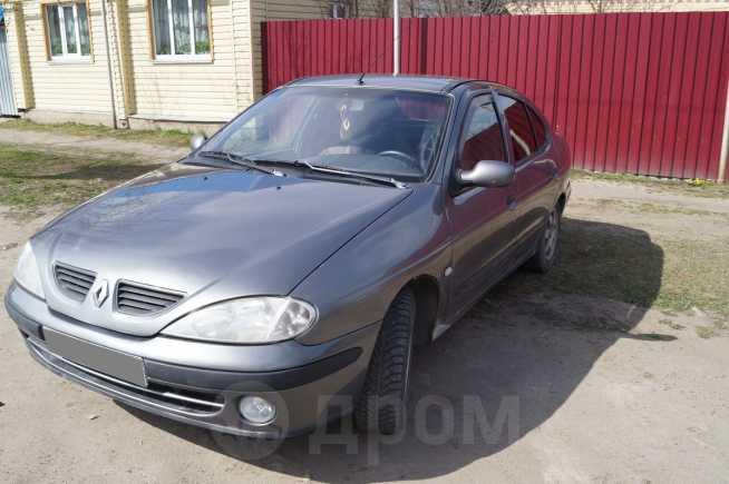 Renault Megane, 2002 год, 110 000 руб.