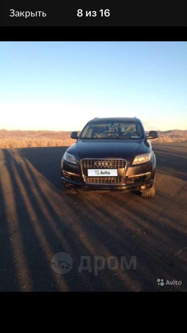 Audi Q7, 2008 год, 750 000 руб.