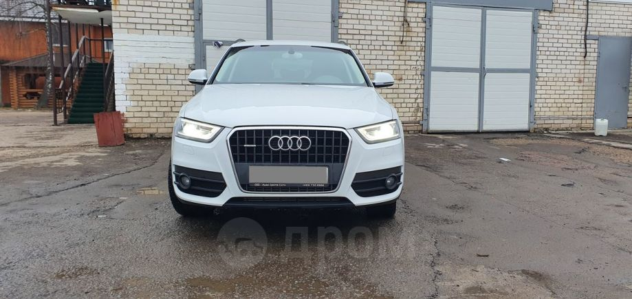 Audi Q3, 2013 год, 840 000 руб.