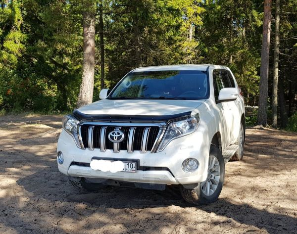 Toyota Land Cruiser Prado, 2014 год, 2 385 000 руб.
