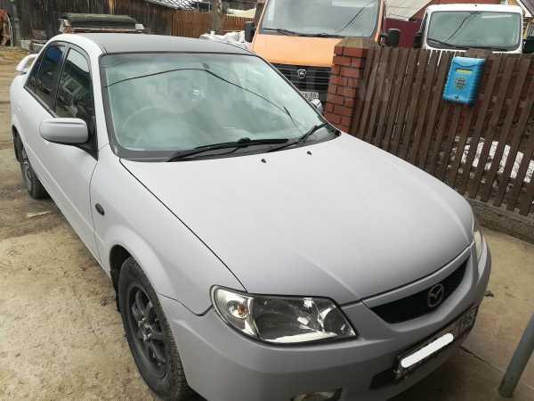 Mazda 323, 2002 год, 150 000 руб.
