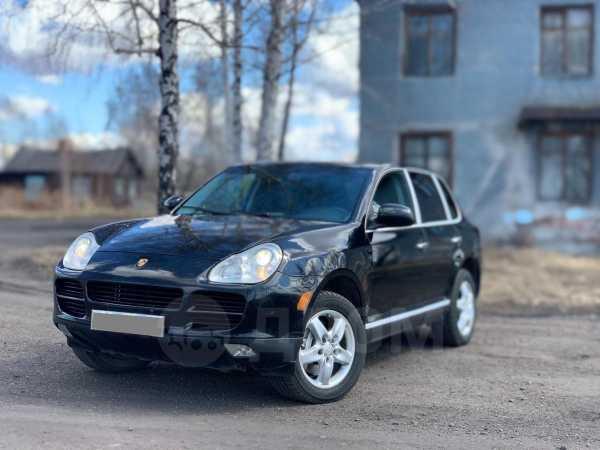 Porsche Cayenne, 2004 год, 730 000 руб.