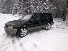 Златоуст Forester 2002