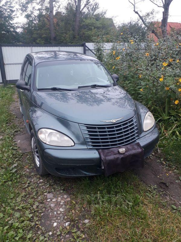 Chrysler PT Cruiser, 2001 год, 230 000 руб.