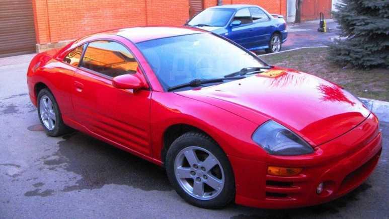 Mitsubishi Eclipse, 2002 год, 514 999 руб.