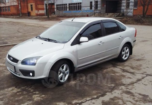 Ford Focus, 2006 год, 255 000 руб.