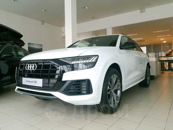 Audi Q8, 2019 год, 6 193 000 руб.