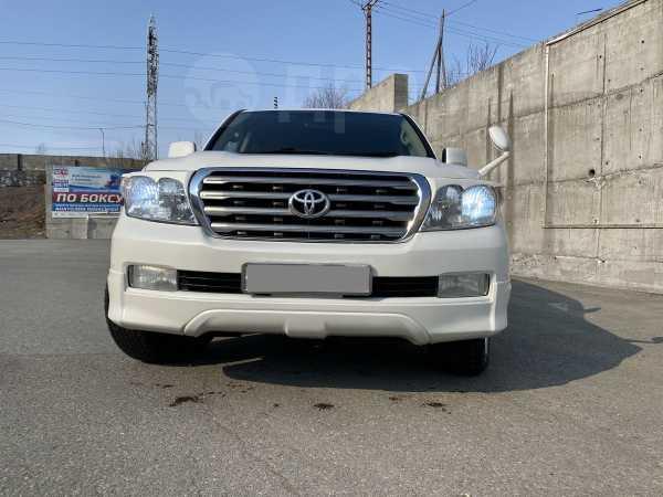 Toyota Land Cruiser, 2008 год, 2 270 000 руб.