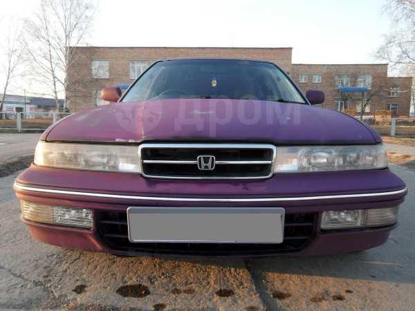 Honda Inspire, 1992 год, 125 000 руб.