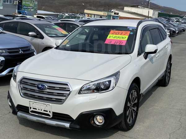 Subaru Outback, 2016 год, 1 750 000 руб.