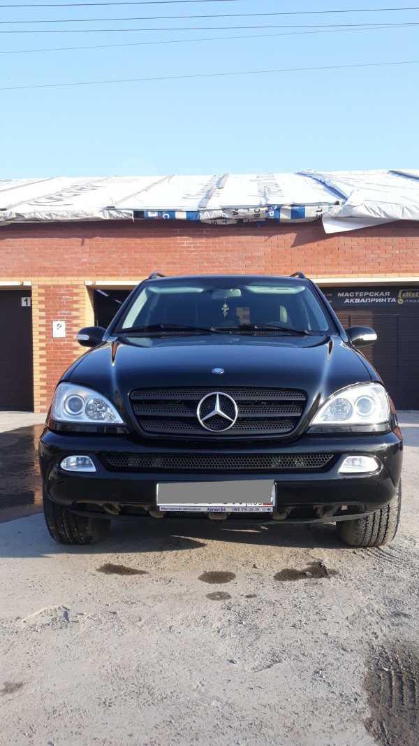 Mercedes-Benz M-Class, 2003 год, 699 000 руб.
