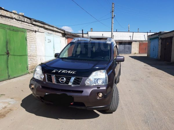 Nissan X-Trail, 2008 год, 770 000 руб.
