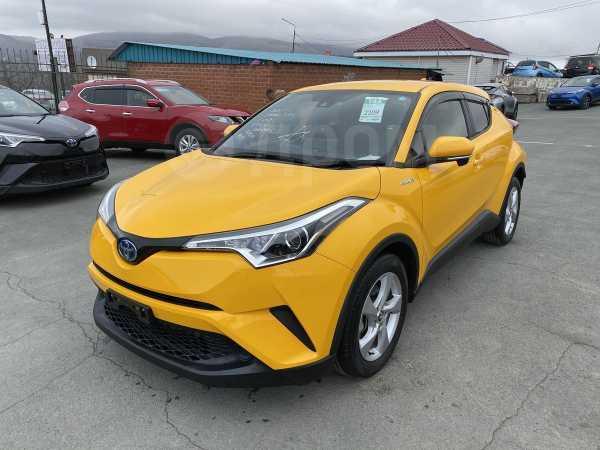 Toyota C-HR, 2016 год, 1 325 000 руб.