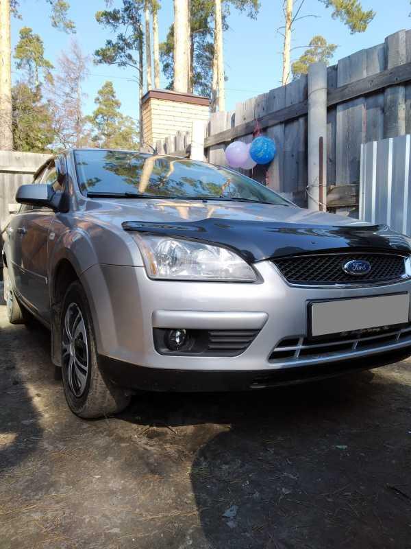 Ford Focus, 2005 год, 235 000 руб.