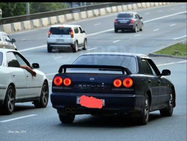 Nissan Skyline, 1999 год, 170 000 руб.
