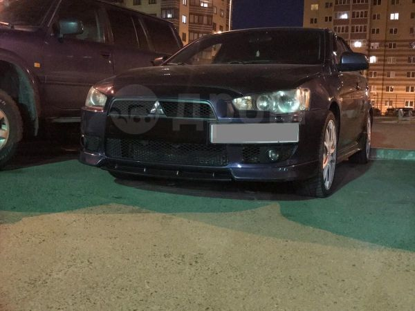 Mitsubishi Lancer, 2008 год, 480 000 руб.