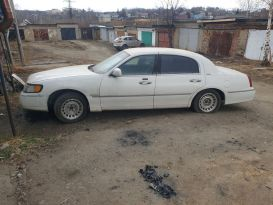 Иркутск Town Car 2000