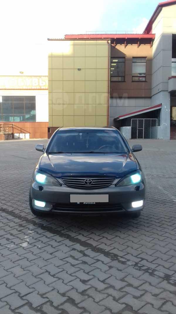 Toyota Camry, 2005 год, 490 000 руб.