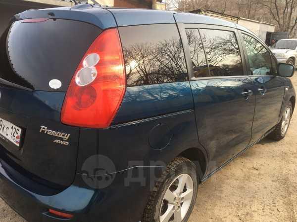 Mazda Premacy, 2005 год, 370 000 руб.