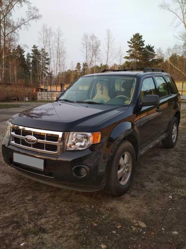 Ford Escape, 2009 год, 700 000 руб.