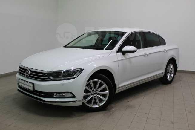 Volkswagen Passat, 2017 год, 1 280 000 руб.