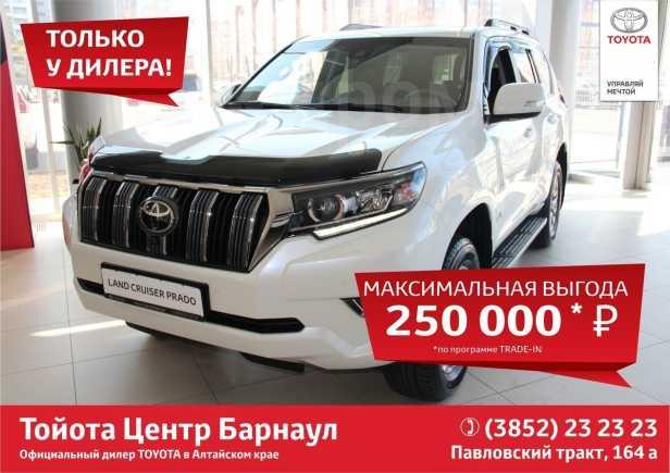 Toyota Land Cruiser Prado, 2020 год, 4 471 000 руб.