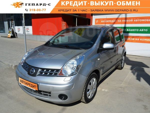 Nissan Note, 2008 год, 430 000 руб.