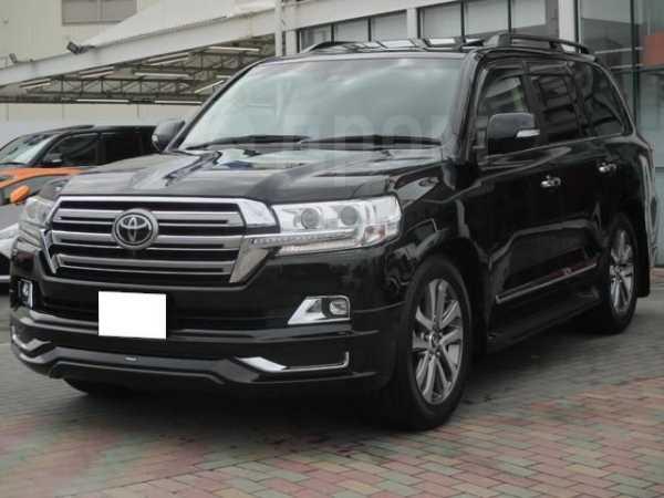 Toyota Land Cruiser, 2019 год, 3 570 000 руб.