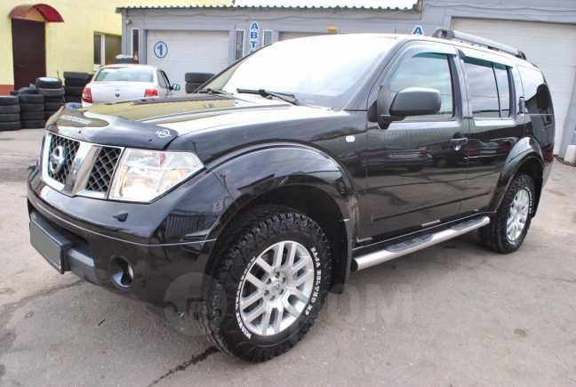 Nissan Pathfinder, 2006 год, 659 000 руб.