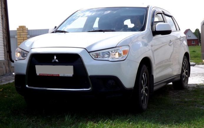 Mitsubishi ASX, 2012 год, 730 000 руб.