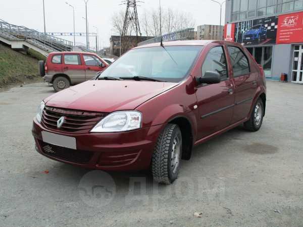 Renault Logan, 2012 год, 220 000 руб.
