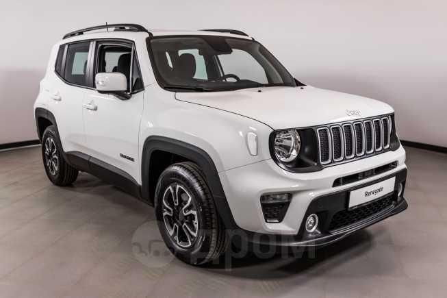 Jeep Renegade, 2018 год, 2 025 000 руб.