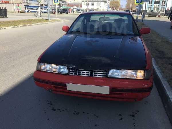 Mazda 626, 1988 год, 50 000 руб.