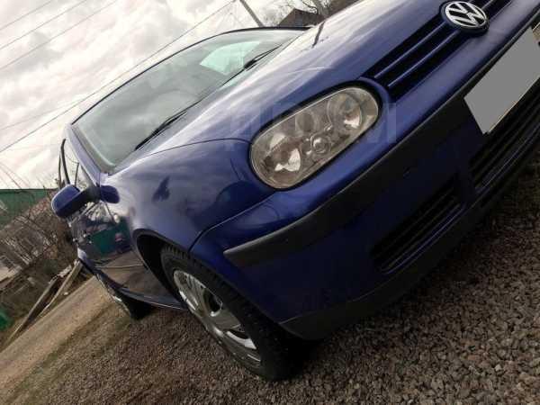 Volkswagen Golf, 2000 год, 147 000 руб.