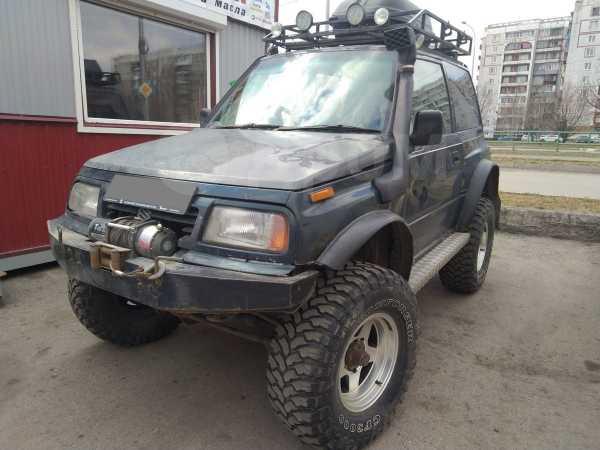 Suzuki Escudo, 1993 год, 350 000 руб.
