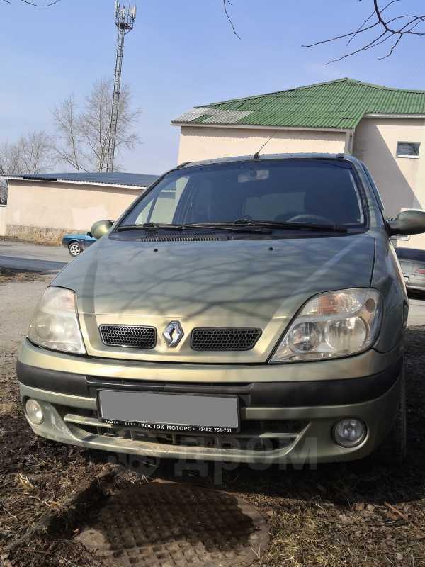 Renault Scenic, 2003 год, 200 000 руб.
