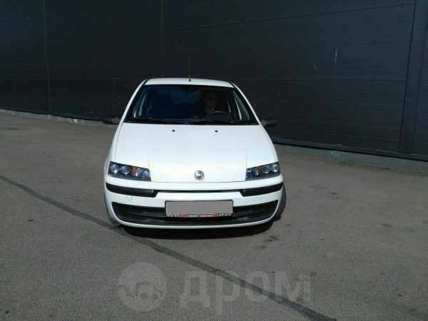 Fiat Punto, 2002 год, 120 000 руб.