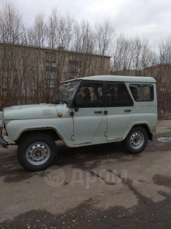 УАЗ 3151, 1992 год, 50 720 руб.