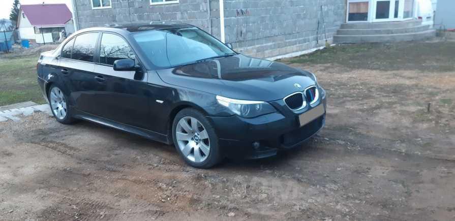BMW 5-Series, 2004 год, 490 000 руб.